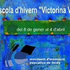 """Informació de la 9a Escola d'hivern """"Victorina Vila"""" 2020"""